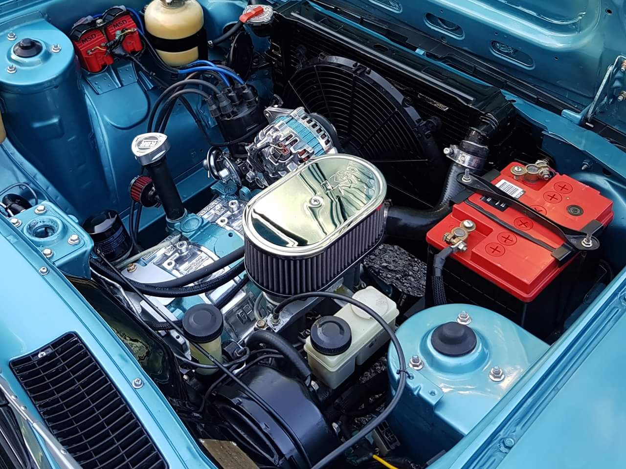 Mazda rx2 Engine bay Detail/restoration done and dusted!!!….47 years of factory paint dirt ...